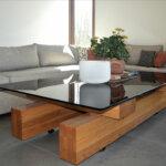 41921 Crystal Springs Usonian Frank Lloyd Wright House_Reclaimed Table